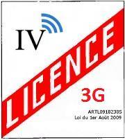 4eme licence 3g
