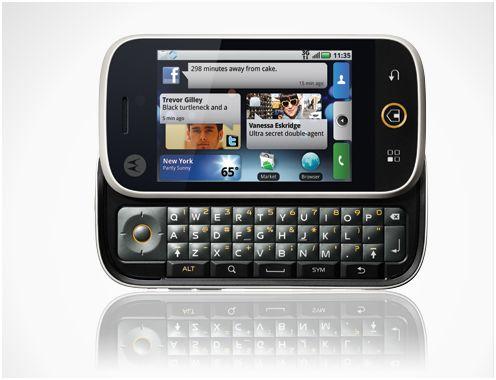 Motorola-DEXT-Cliq-Android
