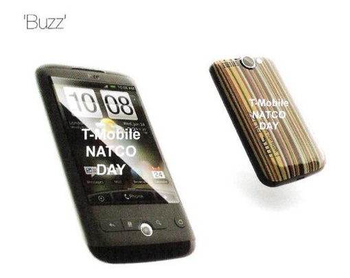 htc buzz android