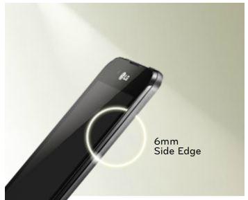 finesse légèreté LG optimus black android p970