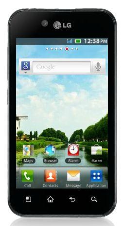 LG optimus black android p970