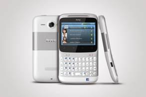smartphone htc chacha