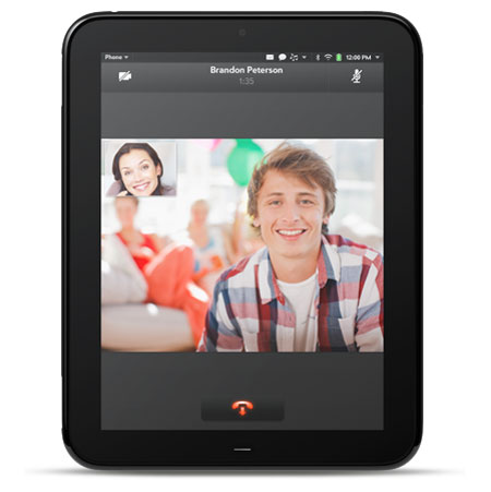 tablette HP TouchPad webos