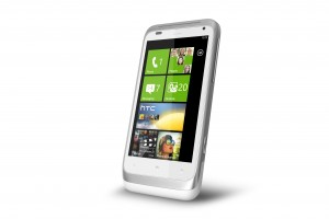 HTC Radar windows phone Mango