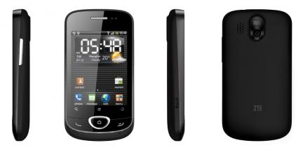 martphone ZTE Racer II Android