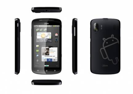 smartphone ZTE Skate Android