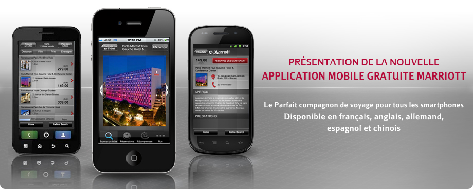 marriott mobile tourisme m tourisme