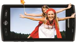 sharp aquos phone