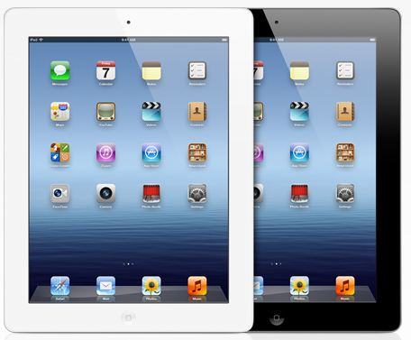 apple nouvel ipad 3