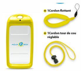 aquabox bracelet smartphone