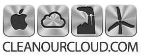 apple cloud charbon