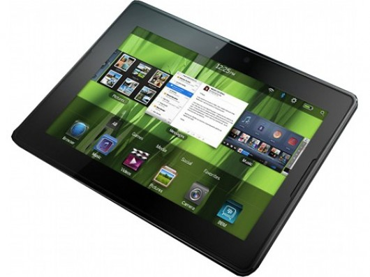 tablette playbook rim