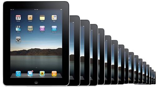 apple ipad 3 iOS5