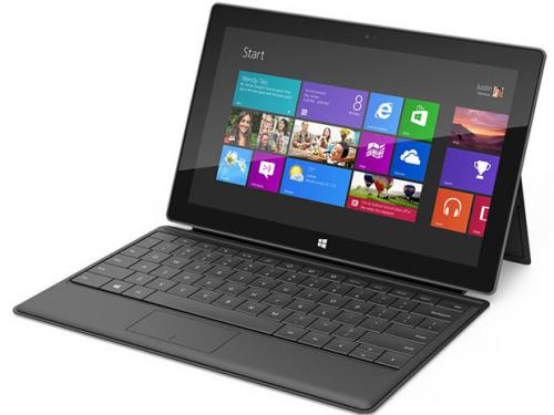 tablette surface microsoft