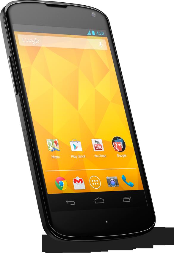 Google LG Nexus 4