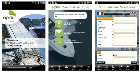 application iphone android april marine Play
