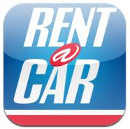 application iphone android rent a car
