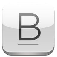 application iphone brandalley logo