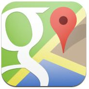 google maps app store apple