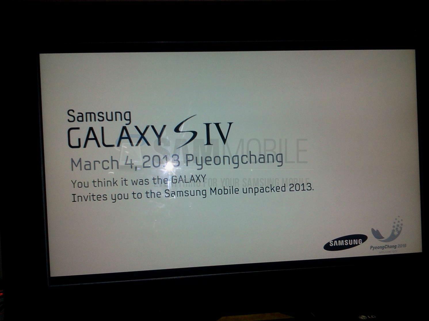 PR Samsung Galaxy S 4 IV