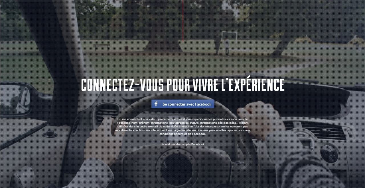 campagne au mode voiture